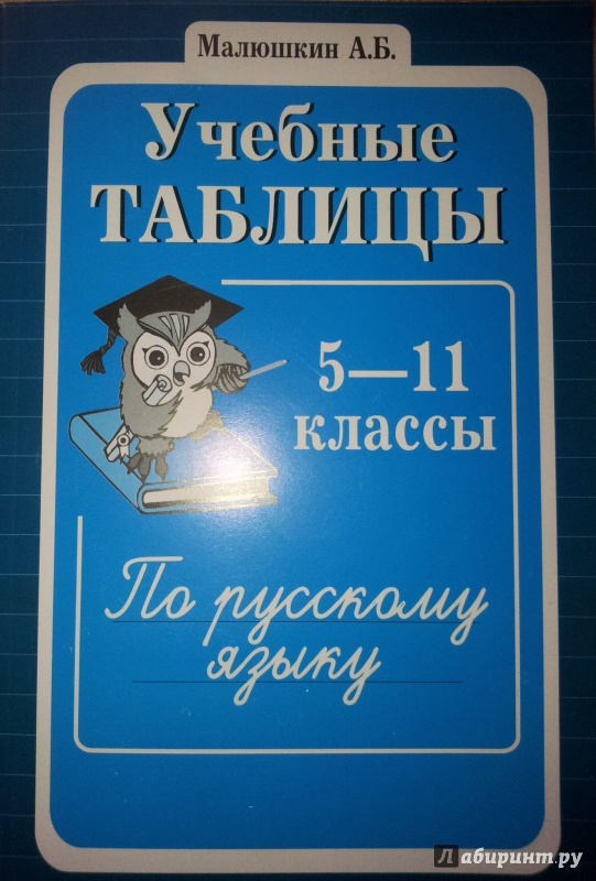Иллюстрация 1 из 27 для Учебные таблицы по русскому языку. 5-11 классы | Лабиринт - книги. Источник: Нестерова Ольга