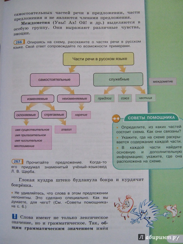 класс по по рыбченкова учебник русскому 6 гдз