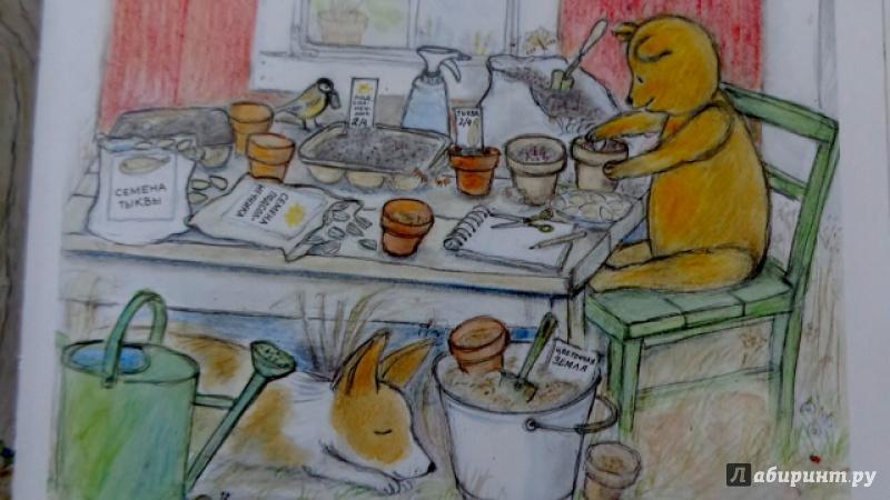 Иллюстрация 14 из 45 для Весна мишки Бруно - Гунилла Ингвес   Лабиринт - книги. Источник: Матти Суоми