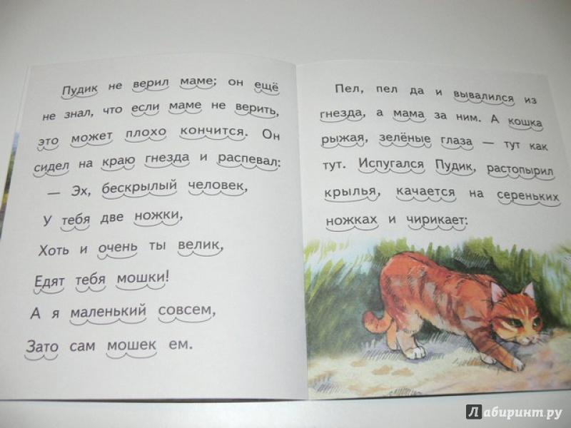 Иллюстрация 25 из 27 для Воробьишко - Максим Горький | Лабиринт - книги. Источник: Irbis