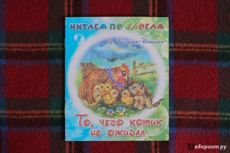 Иллюстрация 8 из 20 для То, чего котик не ожидал - Александр Федоров-Давыдов   Лабиринт - книги. Источник: дважды