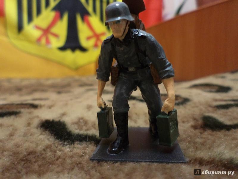Иллюстрация 1 из 10 для 3613/Немецкие штурмпионеры | Лабиринт - игрушки. Источник: bayernfan1900