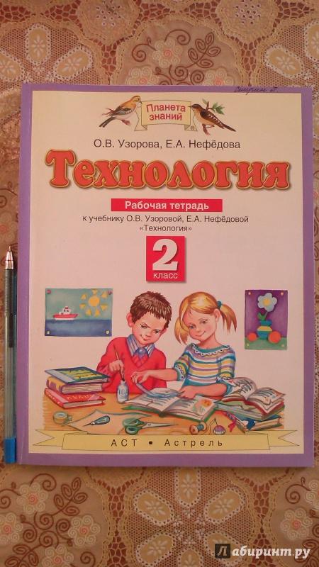 Гдз По Технологии 4 Класс Узорова