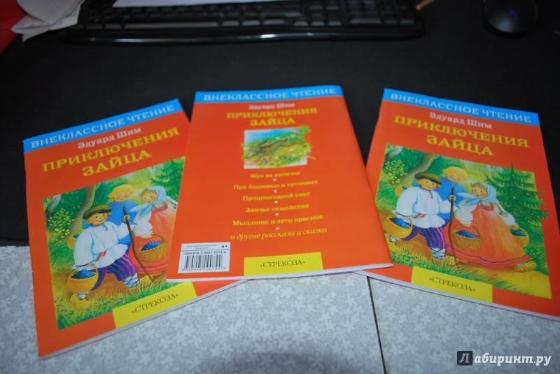 Иллюстрация 1 из 7 для Приключения зайца: Рассказы и сказки - Эдуард Шим | Лабиринт - книги. Источник: Журавлёва  Анна
