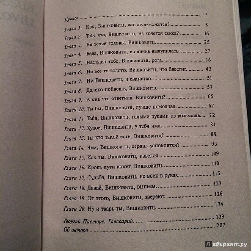 Иллюстрация 1 из 8 для Ну и тварь ты, Вишковитц! - Алессандро Боффа   Лабиринт - книги. Источник: srtr