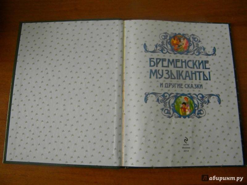 Иллюстрация 21 из 28 для Бременские музыканты и другие сказки - Гримм, Андерсен | Лабиринт - книги. Источник: Oresta