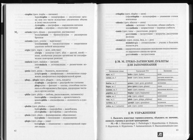 Ответы к учебнику по латинскому языку чернявский