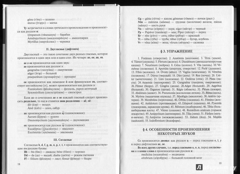 Онлайн городкова решебник латинскому по