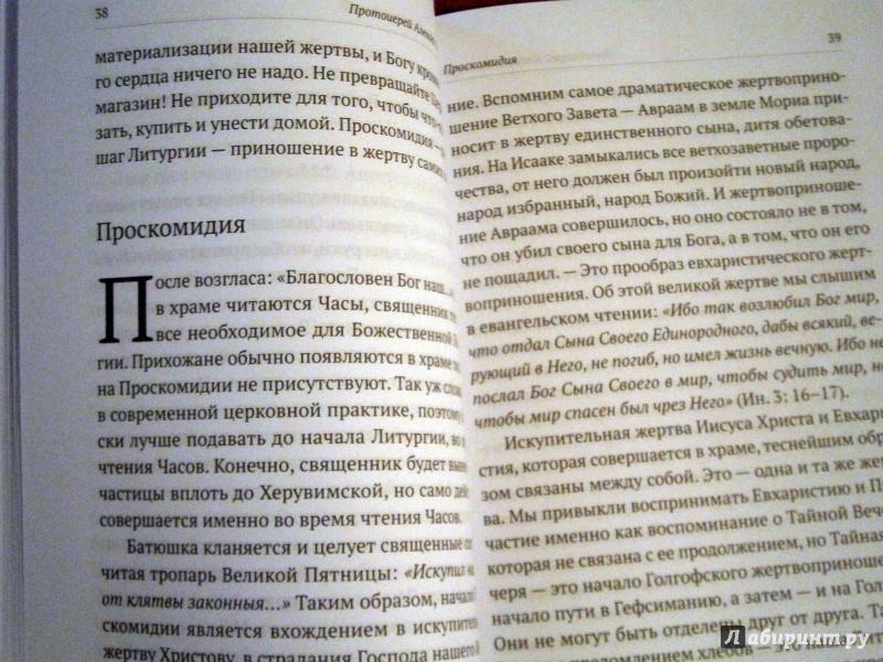 Иллюстрация 15 из 21 для Божественная литургия. Объяснение смысла, значения, содержания - Алексей Протоиерей | Лабиринт - книги. Источник: D8  _