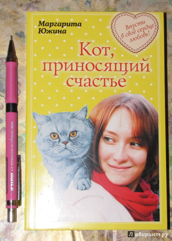 Иллюстрация 1 из 30 для Кот, приносящий счастье - Маргарита Южина | Лабиринт - книги. Источник: V  Marisha