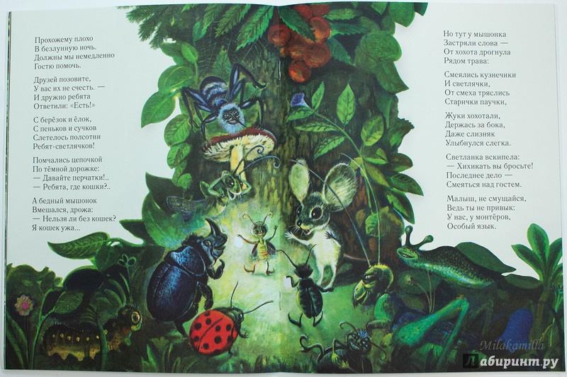 Иллюстрация 46 из 111 для Сказка о страхе - Екатерина Серова   Лабиринт - книги. Источник: Букландия