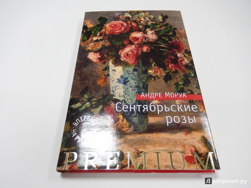 Иллюстрация 1 из 24 для Сентябрьские розы - Андре Моруа   Лабиринт - книги. Источник: dbyyb