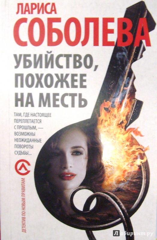 Иллюстрация 1 из 5 для Убийство, похожее на месть - Лариса Соболева | Лабиринт - книги. Источник: Соловьев  Владимир