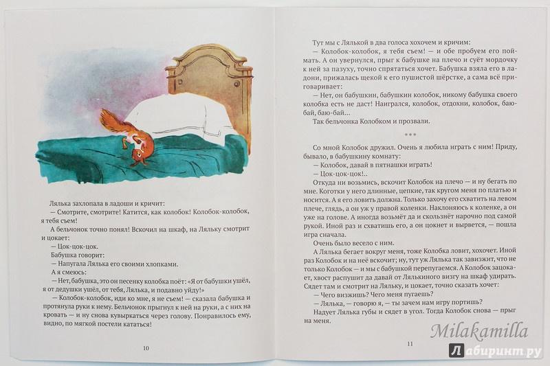Иллюстрация 46 из 55 для Бабушкин колобок - Елена Верейская | Лабиринт - книги. Источник: Букландия