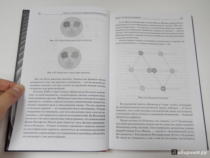 Отзывы о книге любовь и математика. Сердце скрытой реальности.