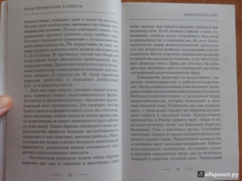 Иллюстрация 7 из 22 для Как стать фермером. Прибыльный бизнес при умелом подходе - Дмитриева, Плотникова | Лабиринт - книги. Источник: товарищ маузер