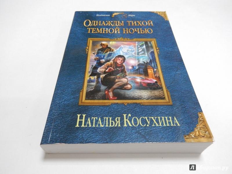 Иллюстрация 1 из 4 для Однажды тихой темной ночью - Наталья Косухина | Лабиринт - книги. Источник: dbyyb