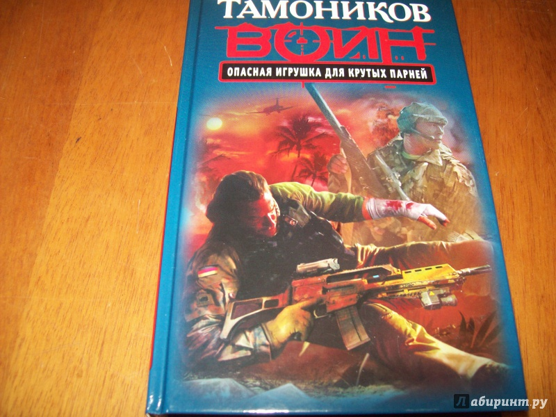 Иллюстрация 1 из 7 для Опасная игрушка для крутых парней - Александр Тамоников | Лабиринт - книги. Источник: КошкаПолосатая