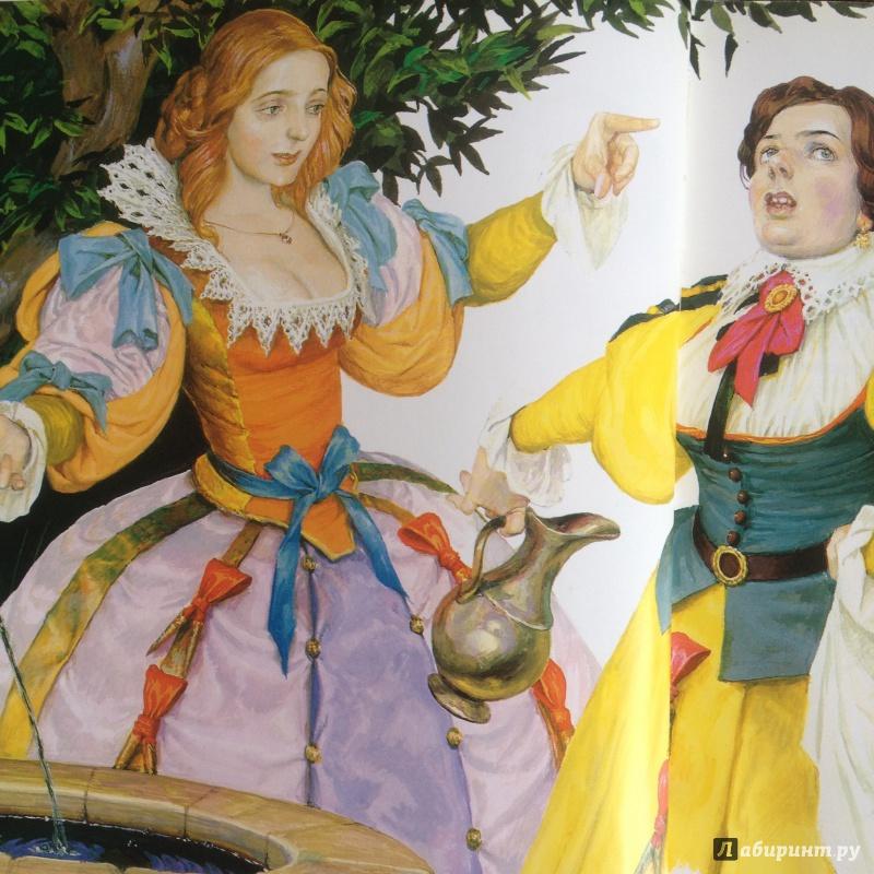 Иллюстрация 1 из 22 для Сказки - Шарль Перро | Лабиринт - книги. Источник: Мещерякова  Ольга Юрьевна