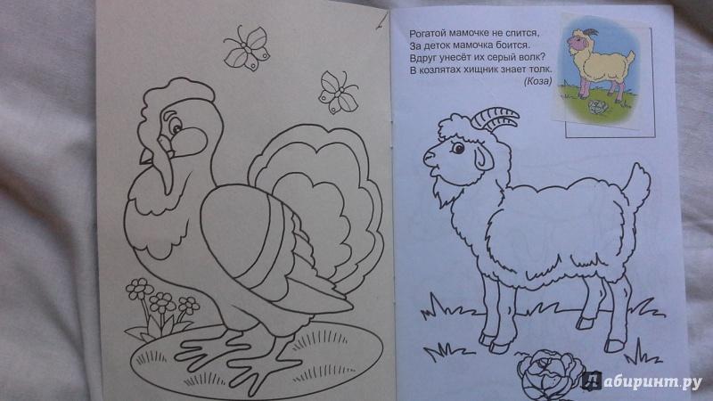 Иллюстрация 1 из 6 для У нас в деревне - Красильников, Лопатина   Лабиринт - книги. Источник: Теплова  Юлия
