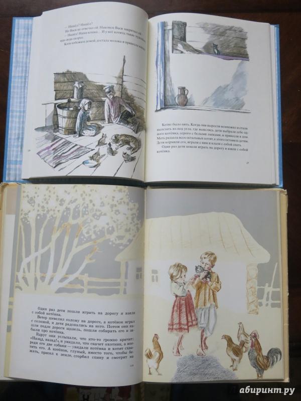Иллюстрация 66 из 100 для Косточка - Лев Толстой | Лабиринт - книги. Источник: anschaffen