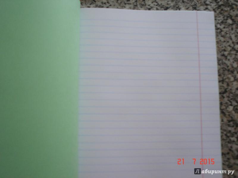Иллюстрация 1 из 11 для Тетрадь школьная (24 листа, линейка) (С493/1) | Лабиринт - канцтовы. Источник: Дева НТ