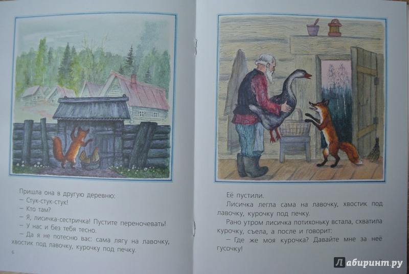 Иллюстрация 14 из 51 для Лисичка со скалочкой | Лабиринт - книги. Источник: adsveta