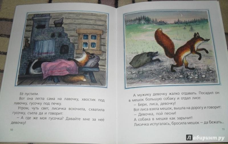 Иллюстрация 28 из 51 для Лисичка со скалочкой | Лабиринт - книги. Источник: Бог в помощь