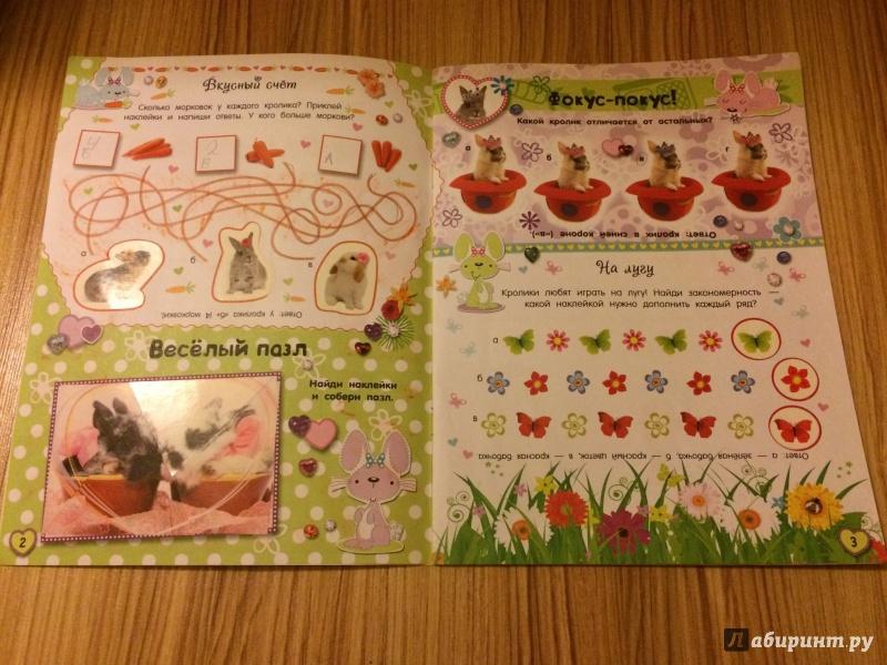 Иллюстрация 19 из 21 для Почеши за ушком! Кролики: такие милые... | Лабиринт - книги. Источник: Katianvrsk