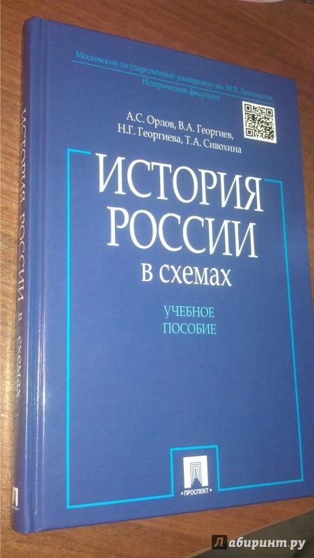 История россии в таблицах и схемах орлов фото 222