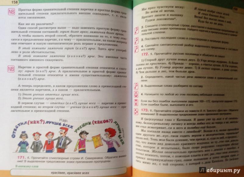 Русский гдз язык учебнику для учащихся по