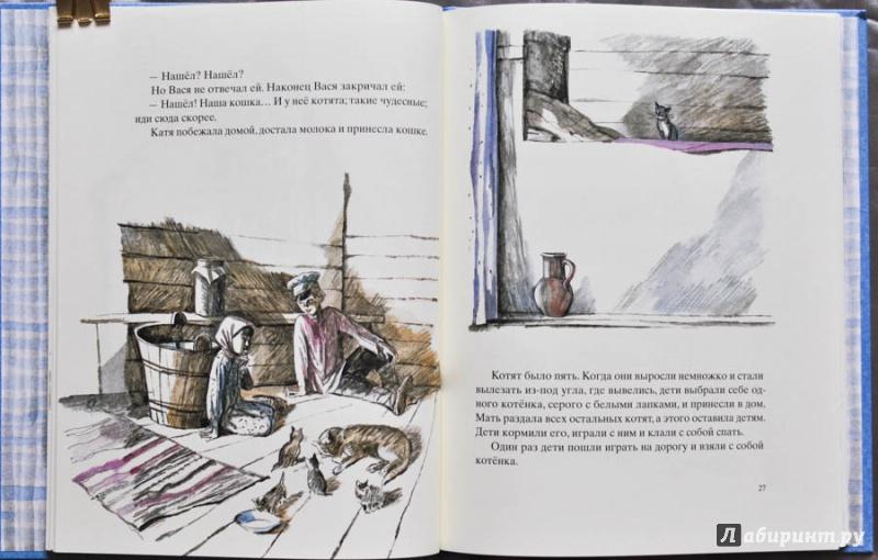 Иллюстрация 78 из 100 для Косточка - Лев Толстой | Лабиринт - книги. Источник: Раскова  Юлия
