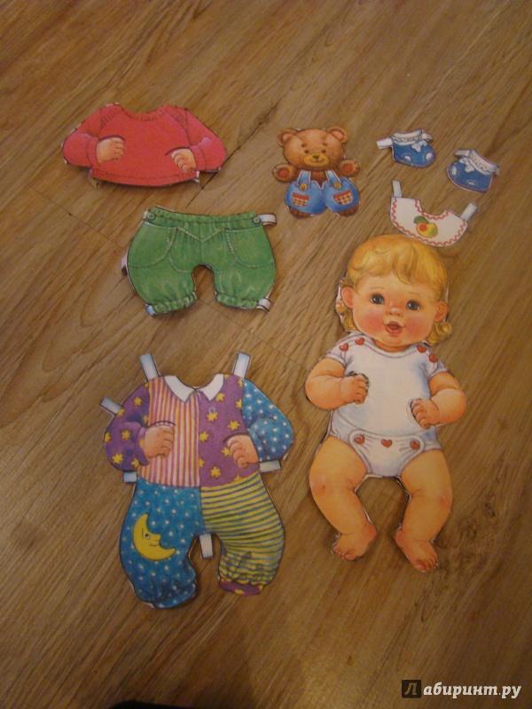Иллюстрация 1 из 19 для Кукла Ляля. 1 годик: книжка-игрушка | Лабиринт - книги. Источник: Лосева  Юлия