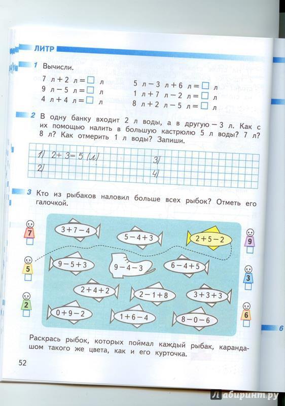 перспектива математика домашнее готовое задание
