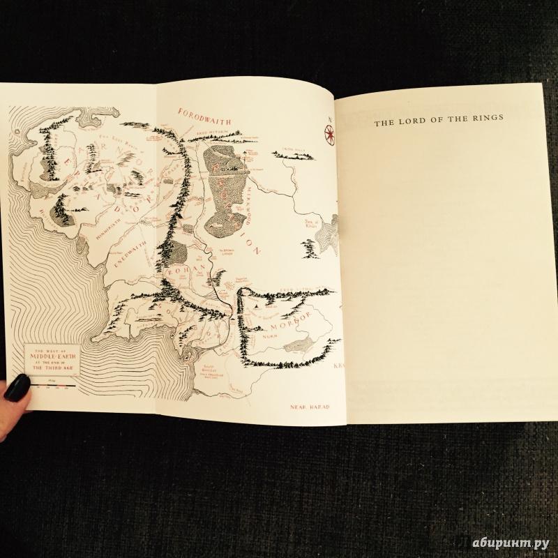 Иллюстрация 1 из 10 для The Lord of the Rings - Tolkien John Ronald Reuel | Лабиринт - книги. Источник: Пимочкина  Анна