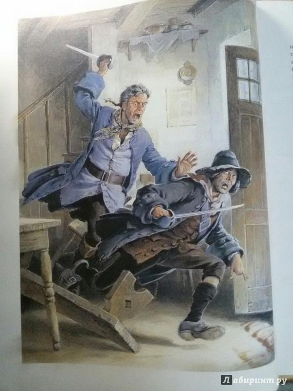 Иллюстрация 83 из 106 для Остров сокровищ - Роберт Стивенсон | Лабиринт - книги. Источник: reberg5