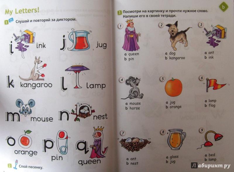 Конспект 4 класса английский язык
