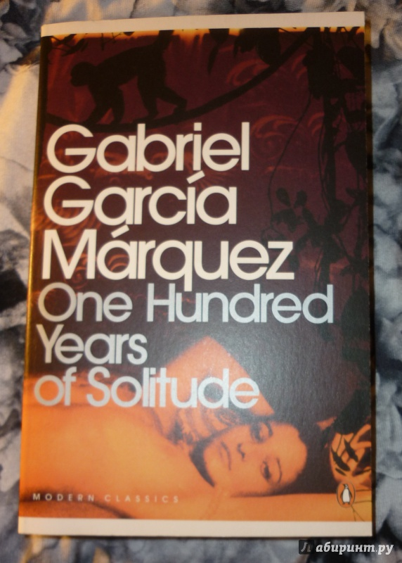 one hundred years of solitude essay A literary analysis of magical realism in one hundred years of solitude by gabriel garcia marquez , one hundred years of solitude essays like this one.