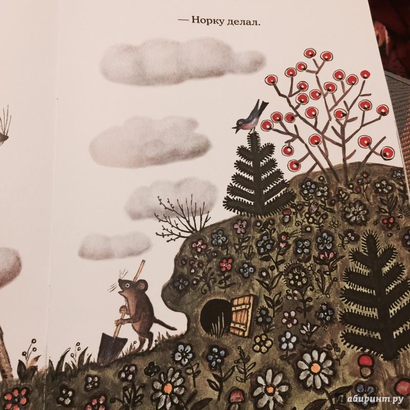 Иллюстрация 32 из 139 для Лис и мышонок - Виталий Бианки | Лабиринт - книги. Источник: Босамыкина  Анна
