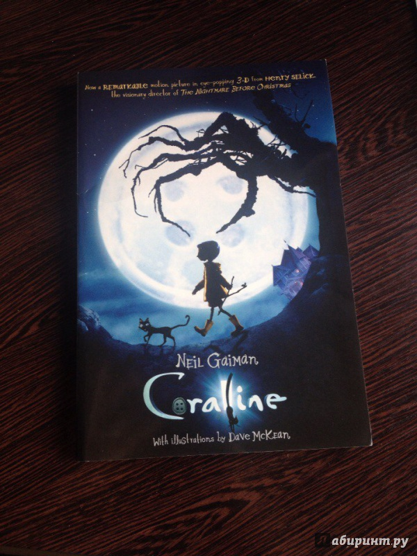 coraline book report Report abuse transcript of coraline- book vs movie the novel coralline was first a book and then transformed in to a movie.