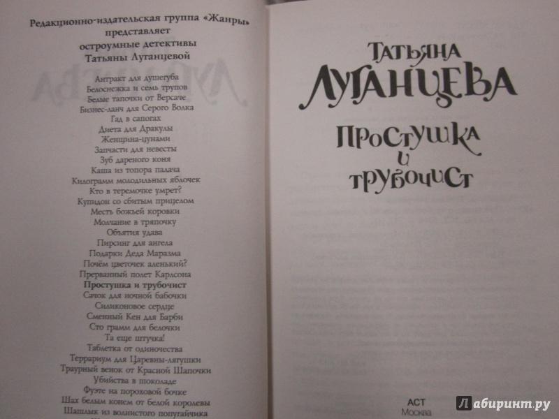 Иллюстрация 1 из 5 для Простушка и трубочист - Татьяна Луганцева | Лабиринт - книги. Источник: )  Катюша
