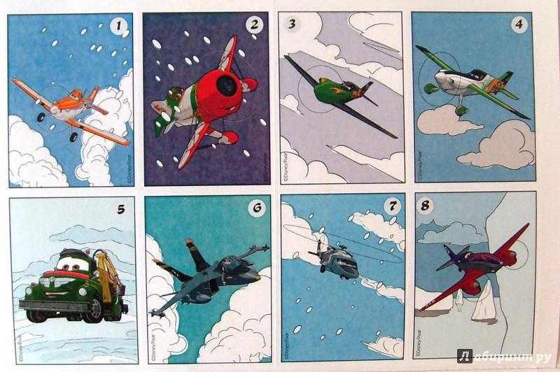 Иллюстрация 1 из 5 для Самолёты. Наклей и раскрась (№14152) | Лабиринт - книги. Источник: Соловьев  Владимир