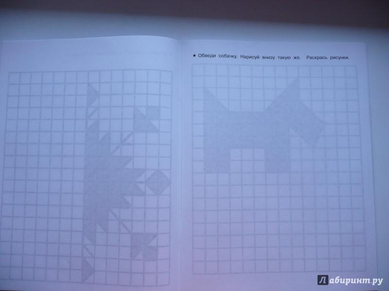 Иллюстрация 1 из 23 для Рисуем по клеточкам и точкам | Лабиринт - книги. Источник: Triss