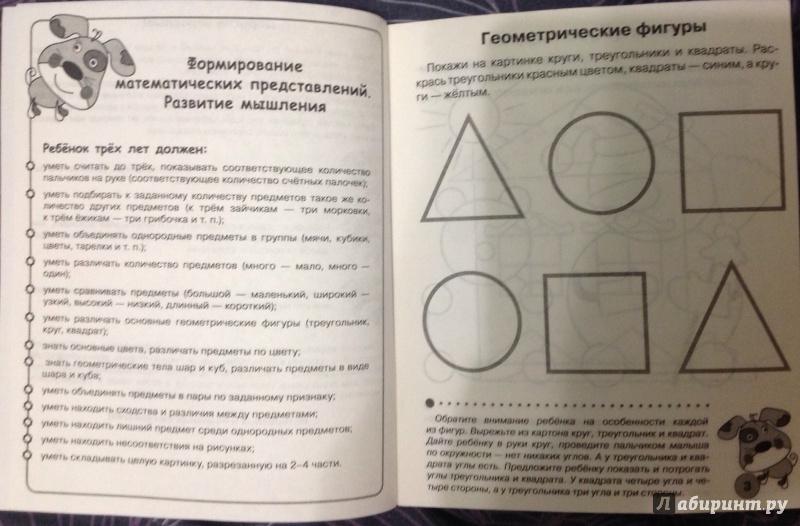 Иллюстрация 23 из 50 для Тесты для детей 3 лет - И. Попова | Лабиринт - книги. Источник: Лабиринт
