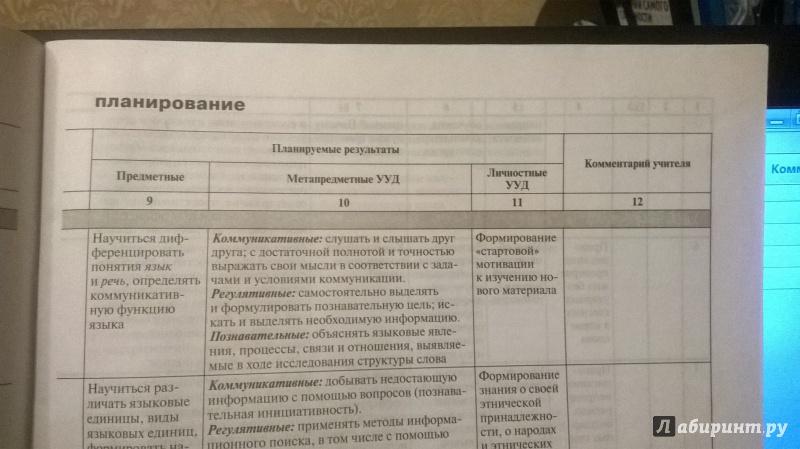 Фгосдля 5 класса русский языкрабочая программа
