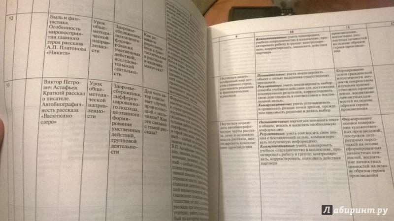 Программа по литературе 5 класс коровина фгос