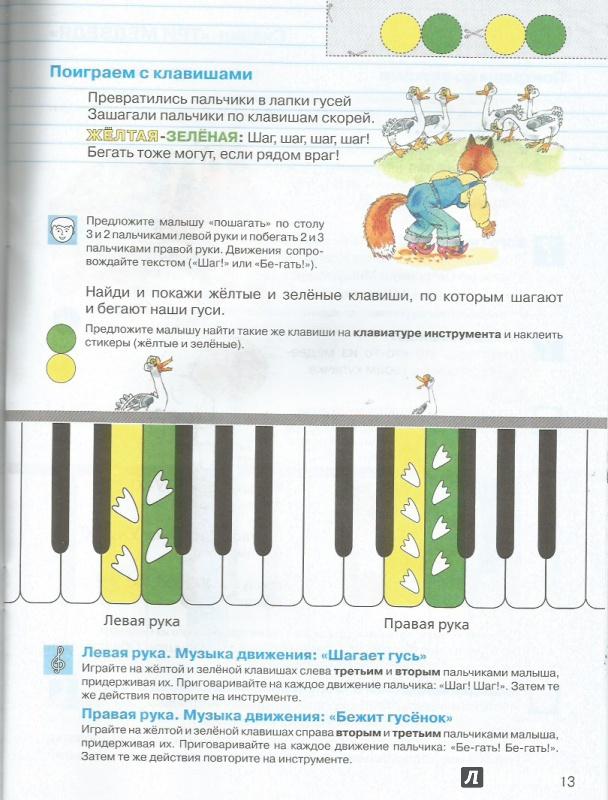 Иллюстрация 1 из 5 для Музыка движения. Рабочая тетрадь для детей 3-4 лет - Дина Юматова | Лабиринт - книги. Источник: Елизавета Миронец