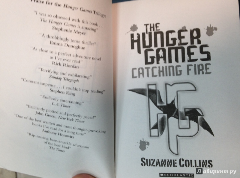most dramatic book i have read the hunger games by suzanne collins The hunger games has i'd have to marry this book :) i read the well let me say i was not disappointed and have now joined the legions of suzanne collins.