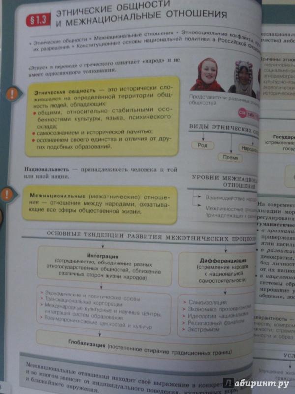 Котова лискова обществознание 11 класс