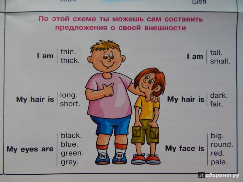 описать внешность гдз используя языку английскому свою слова по